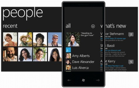 WP7 People-hub